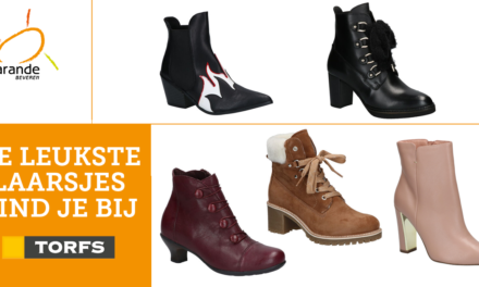 These boots are made for walking: de beste laarsjes voor de herfst!